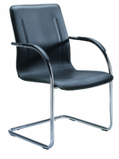 Padded Sled Base Side Chair S3-61
