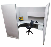 Used - 6x8 Acoustical Cubicles