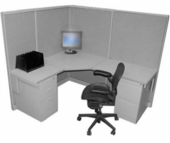 5x6 Tall wall Cubicles