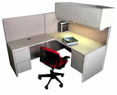 6x6 Managerial Cubicle