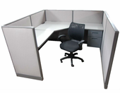 6x6 Short Wall Office Cubicles
