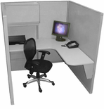 Tall Wall Cubicles