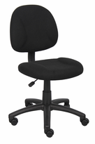 Task Chair with Adjustable Back Depth, Up and Down Mechanism, Swivel Only