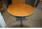 "Used Bush 42"" Round table"