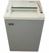 Used Fellowes Powershred 480cc  Cross cut Shredder