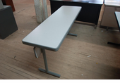 Used Folding table 18x60