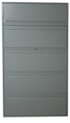 """Used 30"""" 5 drawer lateral"""