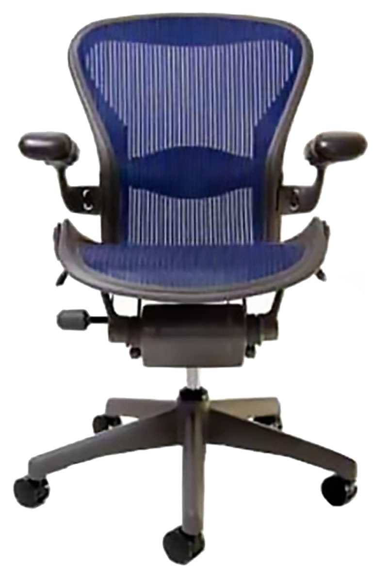 Click to enlarge Aeron by Herman Miller  sc 1 st  Detroit Used Office Furniture Warehouse : aeron miller chair - Cheerinfomania.Com