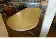 Used Racetrack Conference Table