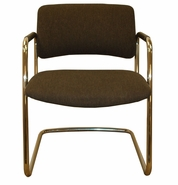 Used Steelcase 421 sled base chairs