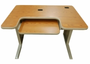 Used Steelcase Computer Desk