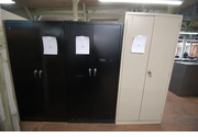 Used Storage cabinets