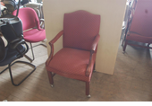 Used Triditional Chairs with casters