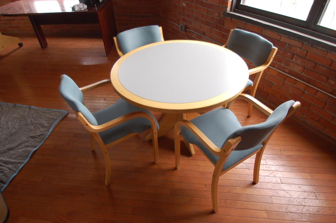 round office table. Click To Enlarge. Wood 42\ Round Office Table A