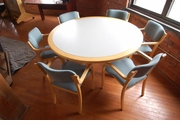 "60"" Round Table Set"