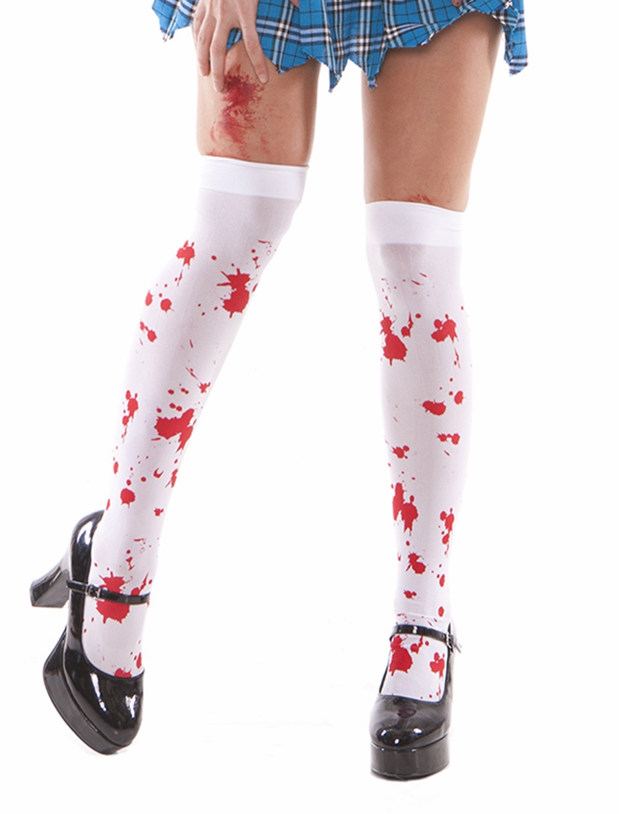 1872 Zombie Hose Stockings by Elegant Moments