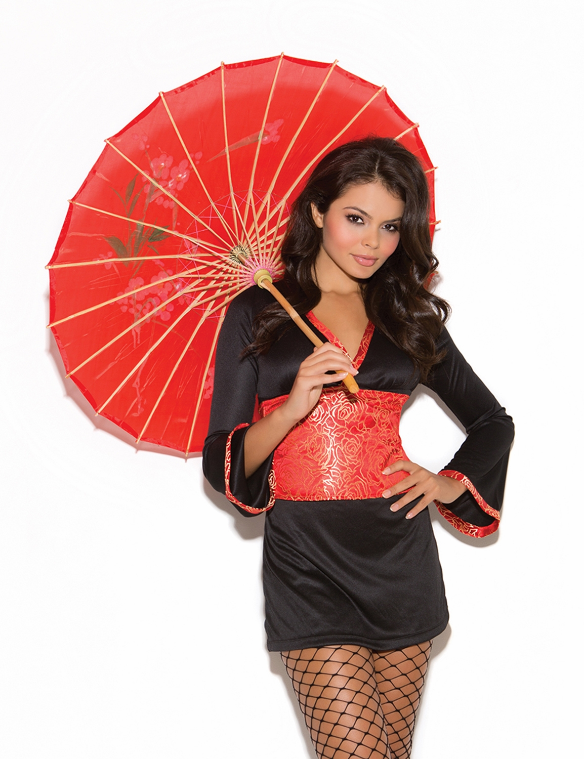 9091 Sexy 2pc Oriental Goddess  Adult Costume By Elegant Moments