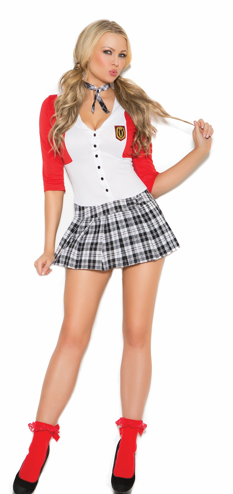 9113 Dean List Diva 2pc Adult Costume by Elegant Moments