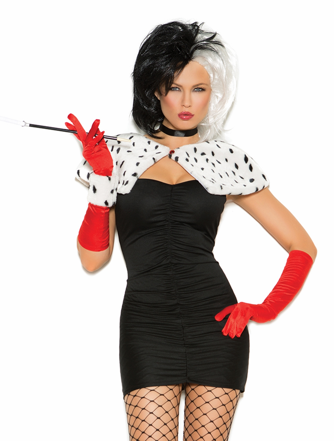 9136 Sexy Dog Napper Adult Costume by Elegant Moments