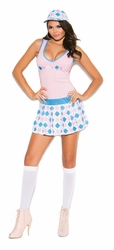 99003 Sexy Golf Tease Costume S-L By Elegant Moments