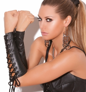 Leather Accessories-Gloves,  Hats, Arm Guards etc.