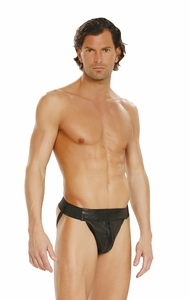 Mens Leather Thongs, G-strings and Pouches
