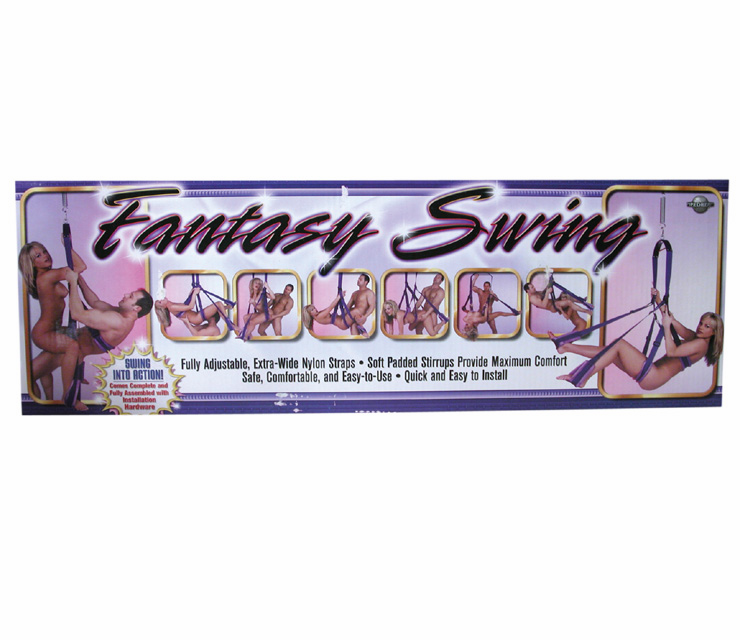 PD-2128 Fantasy Love Sex Swing by Pipedream
