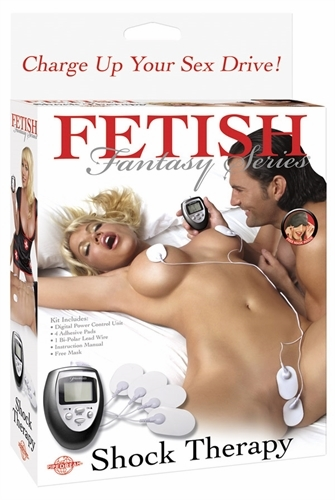 PD3723-00 Fetish Fantasy Shock Therapy by Pipedream