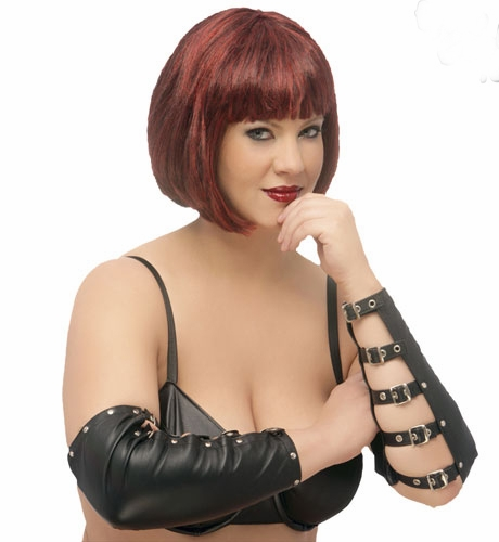 Plus Size  Leather Accessories