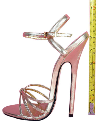 How To Measure A Stiletto Size Shoe By Measuring It