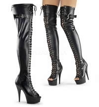 Womens' Boots- Ankle, Knee, Thigh and Crotch Boots