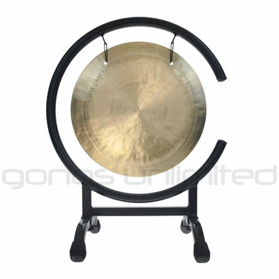 "10"" Wind Gong on High C Gong Stand - FREE SHIPPING"