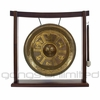 "10.5"" Tibetan Rising Gong on the Woodsonic Gong Stand - FREE SHIPPING"