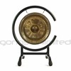 "10.5"" Tibetan Rising Gong on High C Gong Stand"