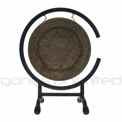 """12"""" Atlantis Gong on High C Gong Stand - FREE SHIPPING"""