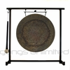 """12"""" Atlantis Gong on the Zildjian Table-Top Gong Stand (P0561) - FREE SHIPPING"""