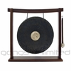"12"" Dark Star Gong on the Woodsonic Gong Stand - FREE SHIPPING"