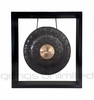 "12"" Dark Star Gong in Squarely Wall Hanger - FREE SHIPPING"
