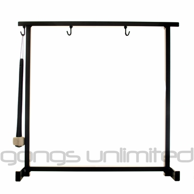 """12"""" Gongs on the Zildjian Table-Top Gong Stand (P0561) - FREE SHIPPING"""