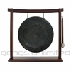 "12"" Mother Tesla Gong on Woodsonic Gong Stand - FREE SHIPPING"