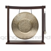 "12"" Tiger Gong (Opera Style - Pitch Bend Gong) on the Woodsonic Gong Stand - FREE SHIPPING"