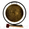 """14"""" Engraved Nepalese Gong on Au Courant Stand - SOLD OUT"""