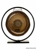 """13"""" Paiste Accent Gong (AG30162) on Au Courant Stand - FREE SHIPPING"""