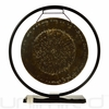 "14"" Mother Tesla Gong on Au Courant Gong Stand - FREE SHIPPING"