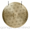 "16"" Flower of Life Wind Gong - FREE SHIPPING"