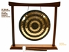 "16"" Solar Flare Gong on The Eternal Present Gong Stand - FREE SHIPPING"