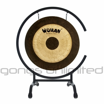 "15"" Wuhan Chau Gong on High C Gong Stand - FREE SHIPPING"