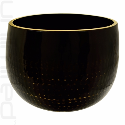 "18"" Black Ching Bowl (Temple Bowl Gong) - SOLD OUT"