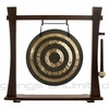 """18"""" Solar Flare Gong on Spirit Guide Gong Stand - FREE SHIPPING"""