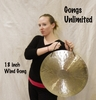 "18"" Wind Gong"